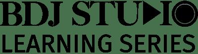 BDJ Studio Learning Series Logo